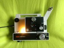 EUMIG MARK 610 D proyector películas Super 8mm 8 Film Projector Filmprojektor