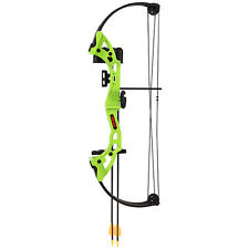 Bear Brave Youth Bow Package Green 13.5-19in. 15-25lbs. Right Hand