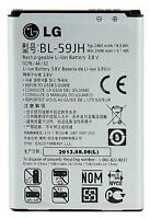 NEW OEM LG Optimus F3Q D520 Optimus F5 AS870 Optimus F6 D500 BL-59JH Battery