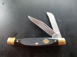 VINTAGE SCHRADE COPENHAGEN  USA KNIFE   2 BLADE