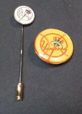 Vintage Yankees Stick Pin & Pin Memorabilia