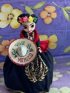 Frida Kahlo Collection Doll