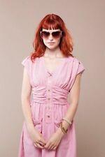 Suzabelle Marina dress Size XS, S, L striped Red White NWT Seersucker