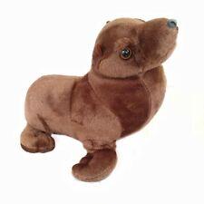 "Wild Republic cuddlekins brown sea lion 2013 with tag 15"" zoo seal realistic"