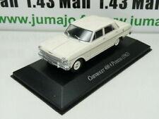 ARG5B Voiture 1/43 SALVAT Autos Inolvidables : Chevrolet 400 4 Puertas (1962)