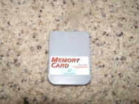 Memory Card by Performance for Playstation 1 PS1