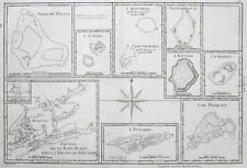 Schulwandkarte Wandbild Fische Biologie Nostalgie-Stil Leinwand 65x52cm