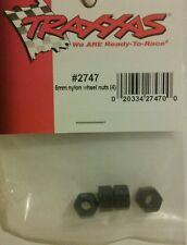 Traxxas # 2747 (4) 5mm nylon wheel nuts