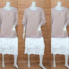 Plus Size Sweater Dress 1X-2X