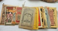25 Softback, Theme-Oriented, Almanacs...ALL FOR 1934! (?)