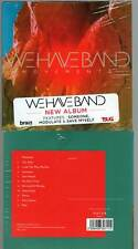 "WE HAVE BAND ""Movements"" (CD Digipack) 2014 NEUF"