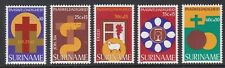 Suriname 1978 Easter Charity Set UM
