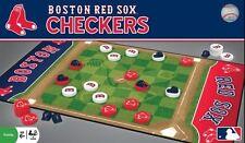 BOSTON RED SOX CHECKERS BOARD GAME