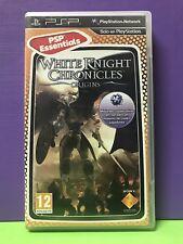 White Knight Chronicles origins-PSP-usado Garantizado