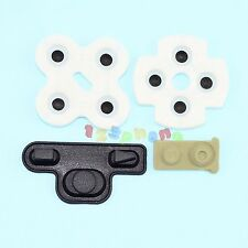 RUBBER CONDUCTIVE BUTTON PADS FIX PARTS FOR SONY PLAYSTATION 3 PS3 CONTROLLER