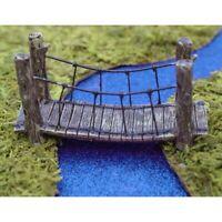 Fairy Garden Suspension Bridge by Fiddlehead Miniature Fairy Garden Accessory