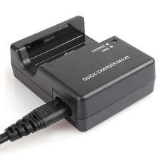 Nikon DSLR Camera D40 D40x D60 D3000 D5000 Battery Charger EN-EL9a MH-23 F