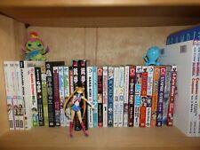 Random Manga Lot - Read Description & View Photos