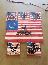US Armed Forces Paintings Check Description