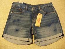 Levis shorts size 31 Classic short Blue denim new with tags