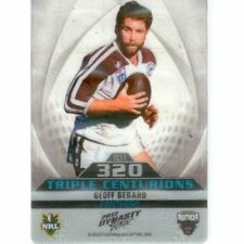 2012 NRL SELECT DYNASTY Geoff Gerard Penrith Panther TC11 TRIPLE CENTURIONS CARD