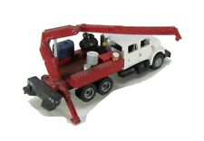 "Z Scale ""I"" Type Crew Cab Maintenance of Way Truck Kit-Showcase Miniatures(4011)"