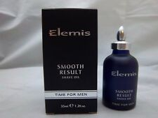 Elemis Men's Smooth Result Shave Oil 1.2 oz $43 New In Box Original Packaging SD