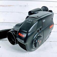 Humorous Vintage Rca Vhs High Quality Hq Cc415 Camcorder Pro Edit Ccd Other Dj Equipment