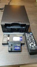 JVC BR-DV3000E Player Recorder PLAY NTSC/PAL DVCAM MiniDV and  DV Tapes