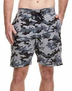 Hanes Short 2-Pack Men's Jersey Sleep Elastic Waist Drawcord Tagless Pockets
