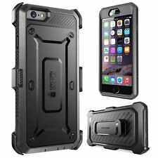 Supcase Heavy Duty Belt Clip Holster Rugged Cover for Apple iPhone 6 Plus
