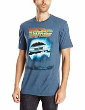 Back to the Future Men's Medium T-shirt Delorean M Tee