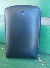 PALM PILOT PDA PERSONAL ORGANIZER ZIP-AROUND BLACK CARRYING FITTED CASE NEW