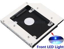 2nd SATA Hard Drive SSD Caddy per Dell Latitude E5420 E5510 E5520 E5430 E5530