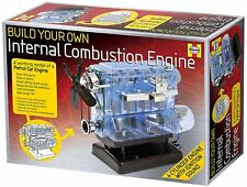 HAYNES BUILD YOUR OWN 4 CYLINDER COMBUSTION ENGINE MODEL - IDEAL XMAS GIFT HM04