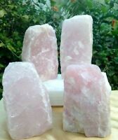 Rose Quartz Lamp And Cord Rough Rose Quartz Lamp Crystal Gemstone Lamp Reiki