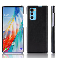 For LG Wing LM-F100N 5G Dual Screen Smart Phone Back Cover Protective Case Shell
