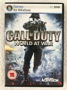 Call of Duty: World at War (PC: Windows, 2008) - Complete - Region Free