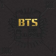 **KPOP** BTS - 2 Cool 4 Skool **KPOP