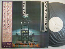 TEST PRESS / ELECTRIC LIGHT ORCHESTRA ELO FACE THE MUSIC / JPN WITH OBI