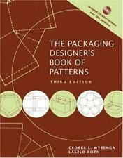 The Packaging Designer's Book of Patterns with CDROM-ExLibrary