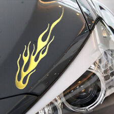 3D Flame Individualized Waterproof Car Body Reflective Sticker Decal Accessories