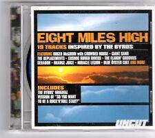 (GQ216) Eight Miles High, 19 tracks various artists - 2003 - Uncut CD