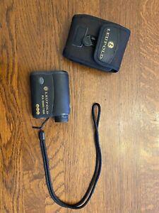 Leupold RX-1000i TBR Compact Digital Laser Rangefinder with DNA Black