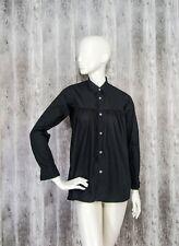 Comme des Garcons Womens Black Shirt Long sleeve size S