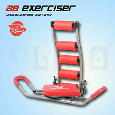 AB Exerciser Twister Complete Total Abdominal Exercise Fitness Workout Trainer
