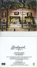 VINTAGE FRUIT APRICOT LEMON JELLO SHERBET RECIPE  PRINT 1 FRENCH CAFE BEER CARD