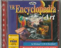 Classic Pc Software - Softkey VR - Encyclopedia of Art - Discover the World of A