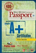 Mike Meyers' CompTIA A+ Certification Passport, 5th Editio... by Jernigan, Scott