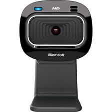 Microsoft LifeCam HD-3000 Webcam (Business Packaging) - Black